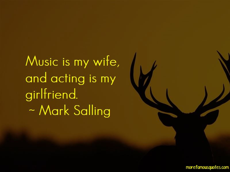 Music Is My Girlfriend Quotes Pictures 3
