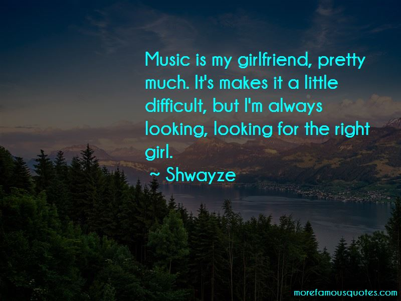 Music Is My Girlfriend Quotes