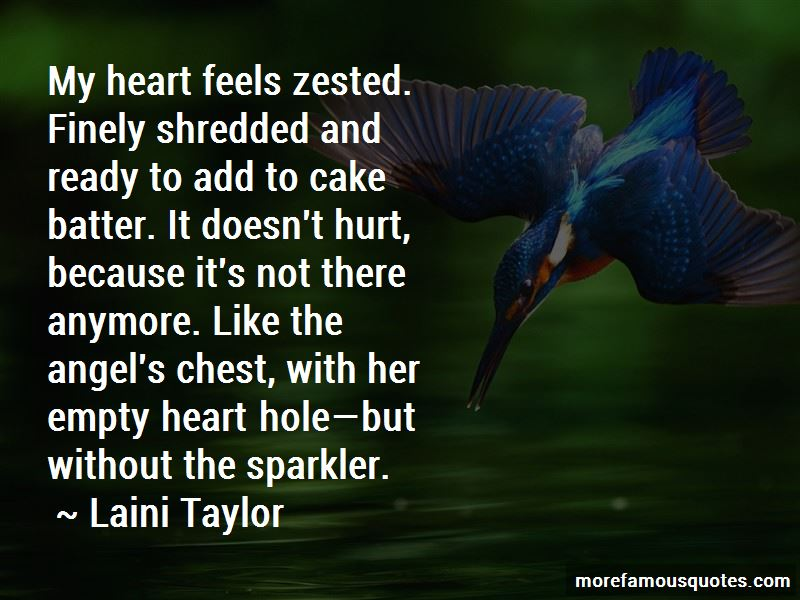 My Heart Feels So Empty Quotes Pictures 3