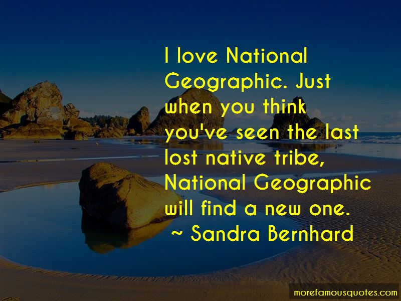 Native Tribe Quotes