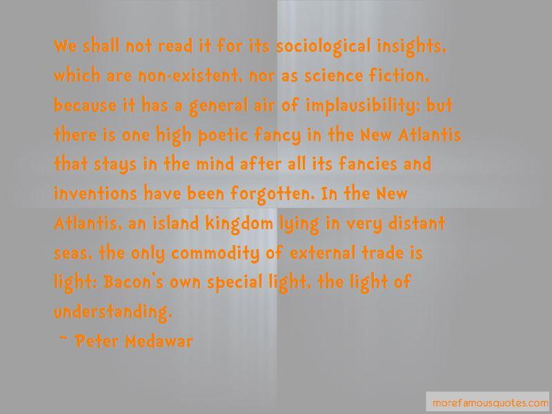 New Atlantis Quotes