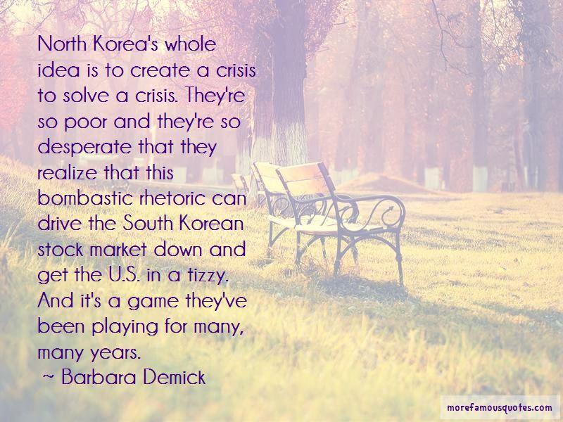 North Korean Rhetoric Quotes