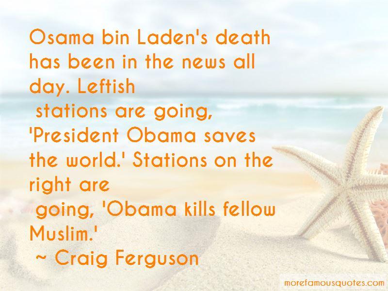 Obama Osama Quotes