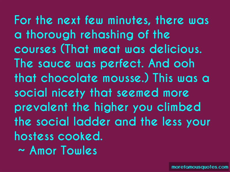 Perfect Hostess Quotes Pictures 2