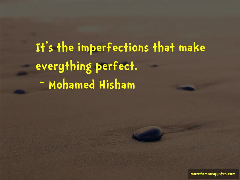 Perfect In My Imperfections Quotes Pictures 3