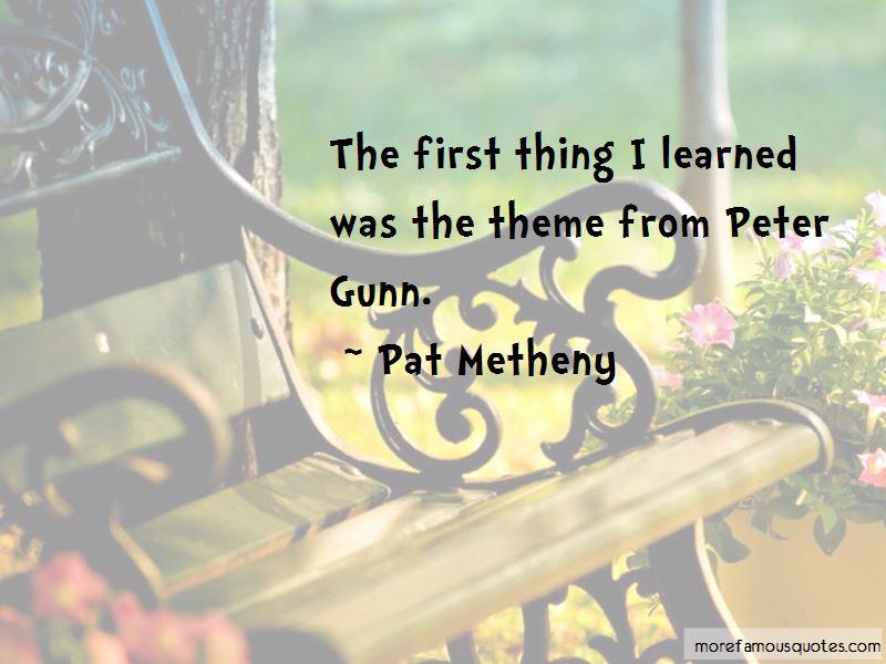 Peter Gunn Quotes