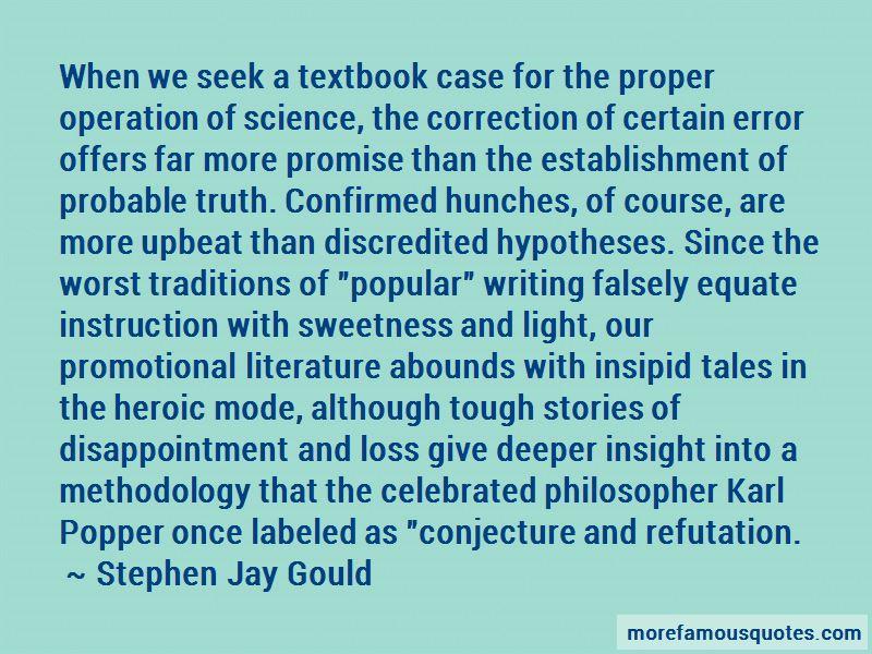 Philosopher Karl Popper Quotes