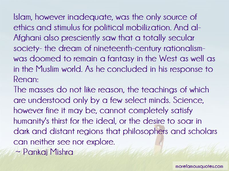 Political Rationalism Quotes