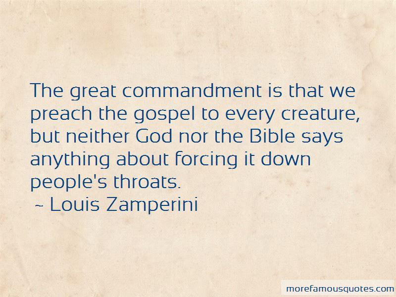 Preach The Gospel Quotes