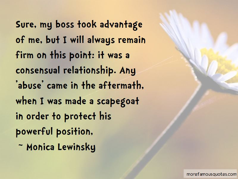 Protect The Boss Quotes
