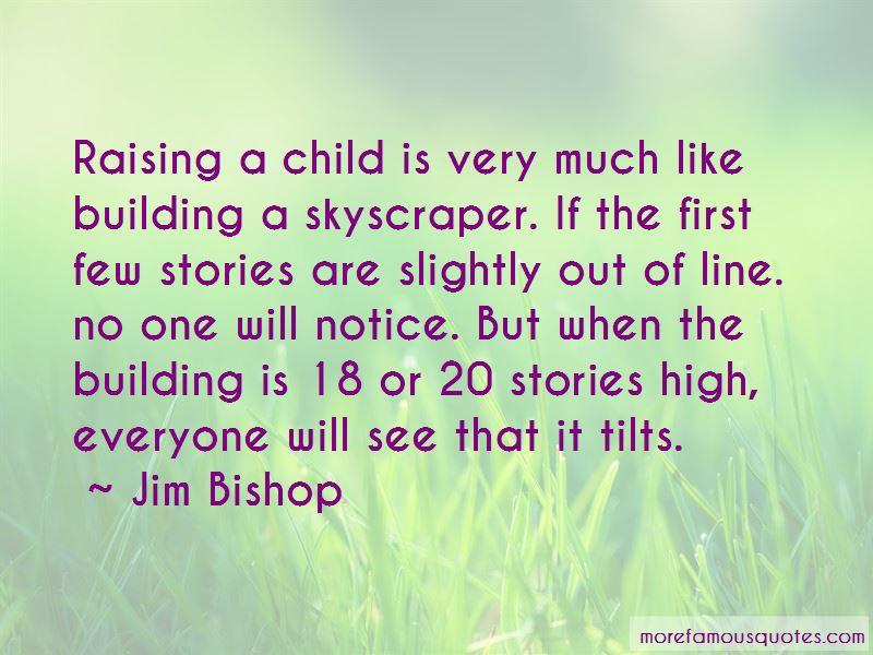 Raising A Child Quotes