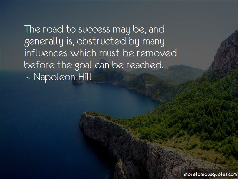 Reached Success Quotes