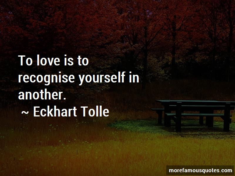 Recognise Yourself Quotes
