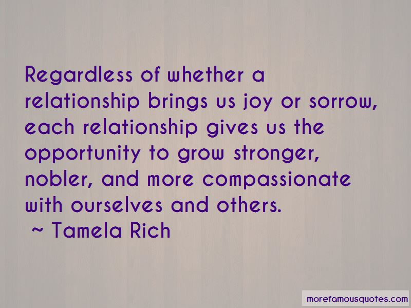 Relationship Stronger Quotes