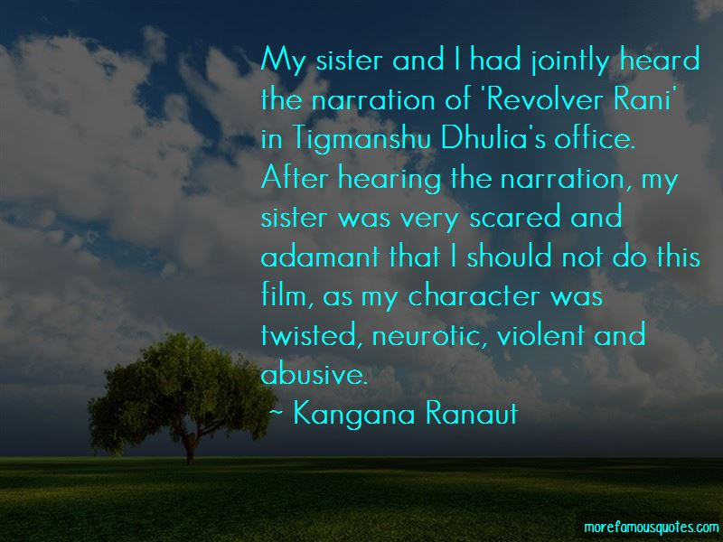Revolver Rani Quotes Pictures 2