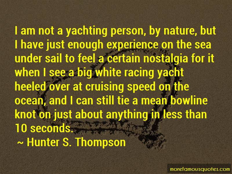Sail Racing Quotes