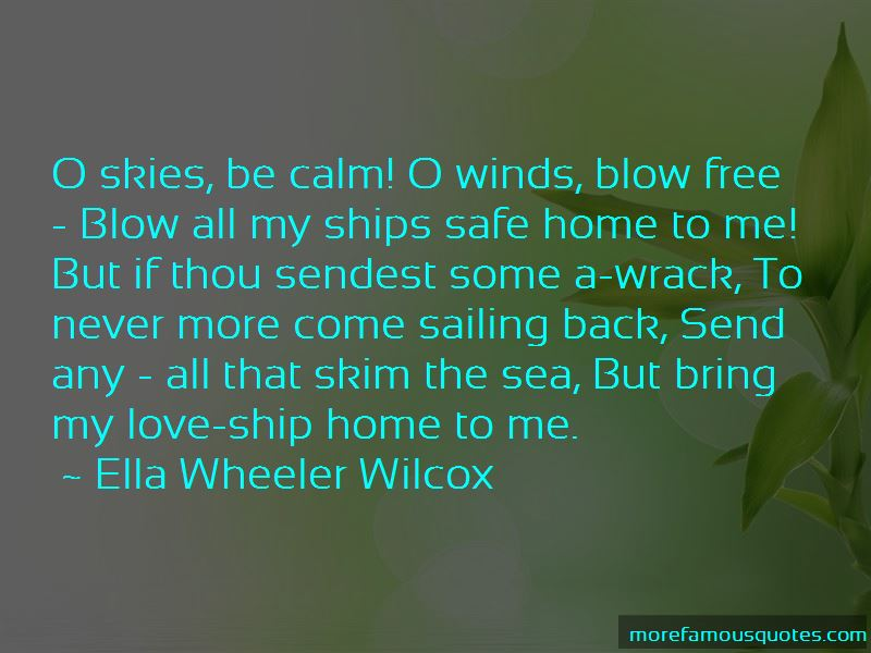 Sailing Love Quotes Pictures 3