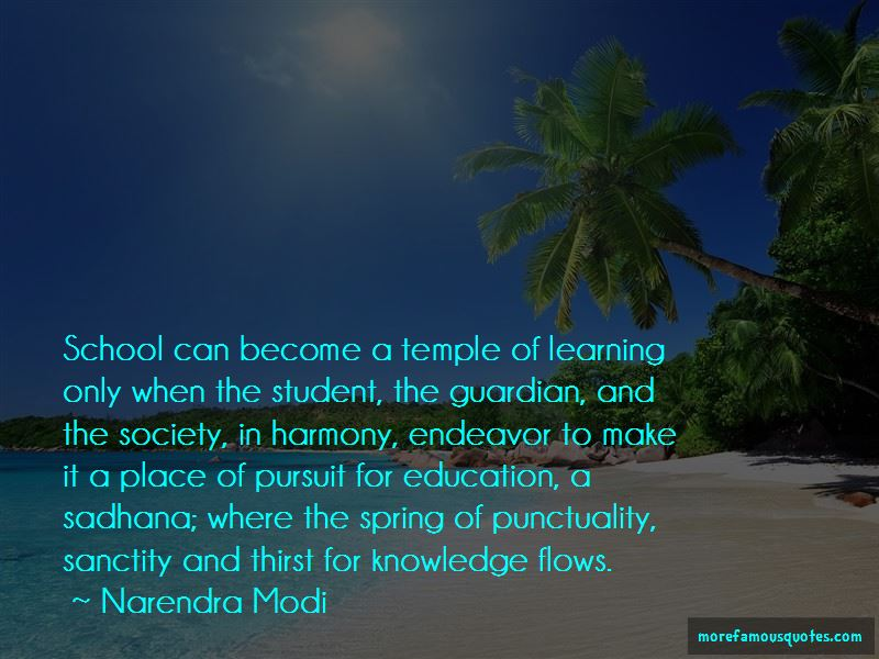 School Punctuality Quotes Pictures 2