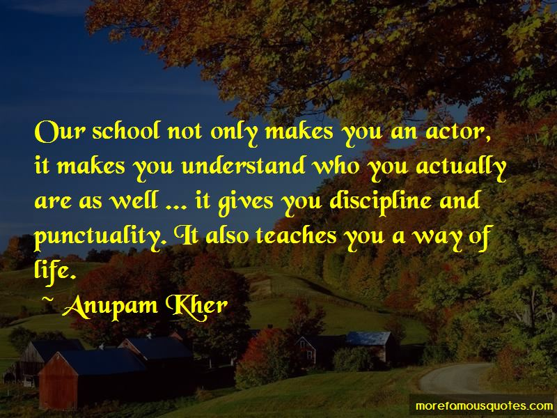 School Punctuality Quotes Pictures 3