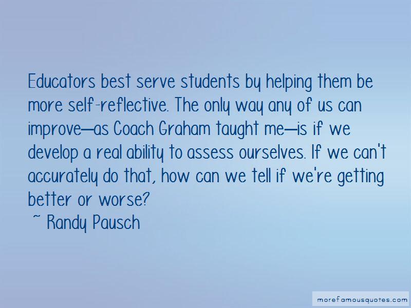 Self Improve Quotes