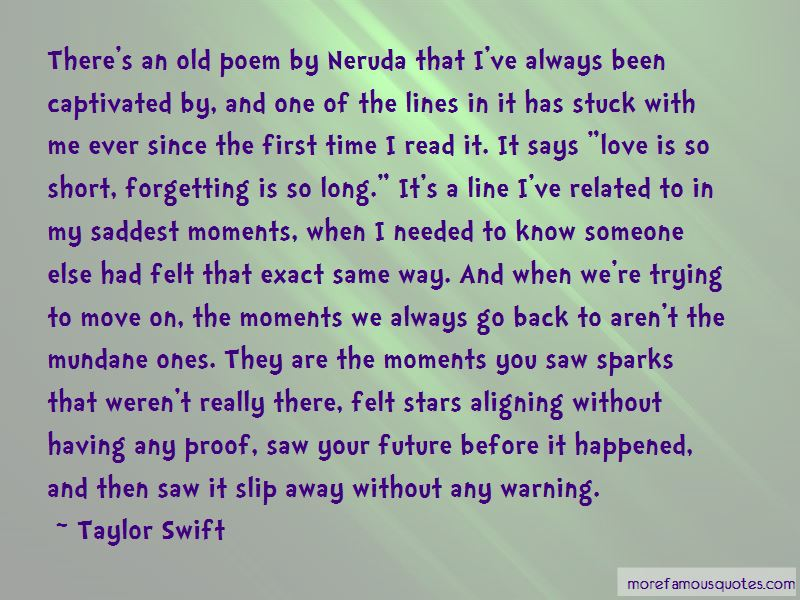 Short Lines Love Quotes