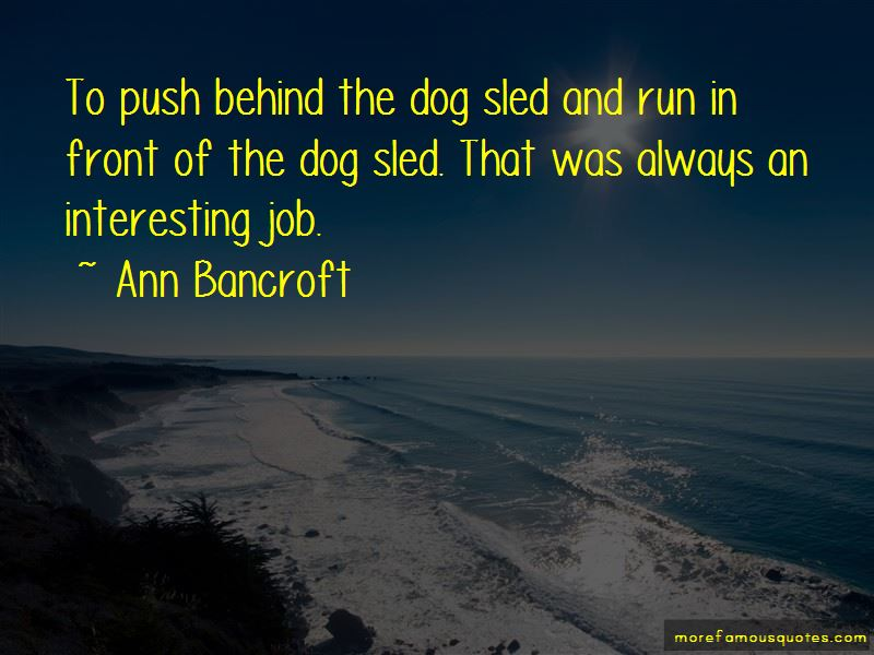 Sled Dog Quotes Pictures 4