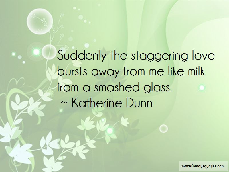 Smashed Glass Quotes