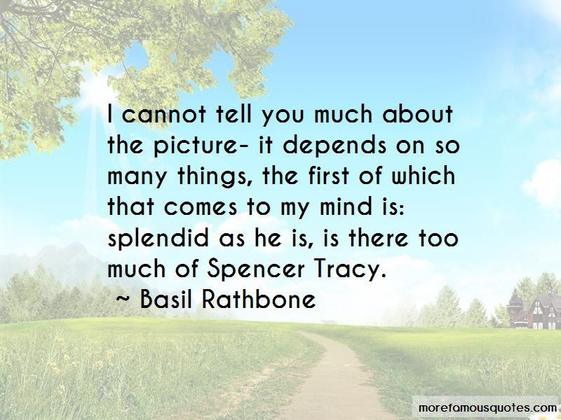 So Many Things On My Mind Quotes Pictures 3