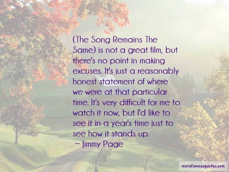 Song Remains The Same Quotes Pictures 2