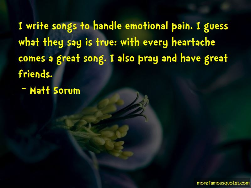 Songs And Friends Quotes Pictures 3