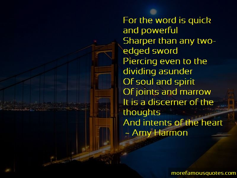 Soul And Spirit Quotes