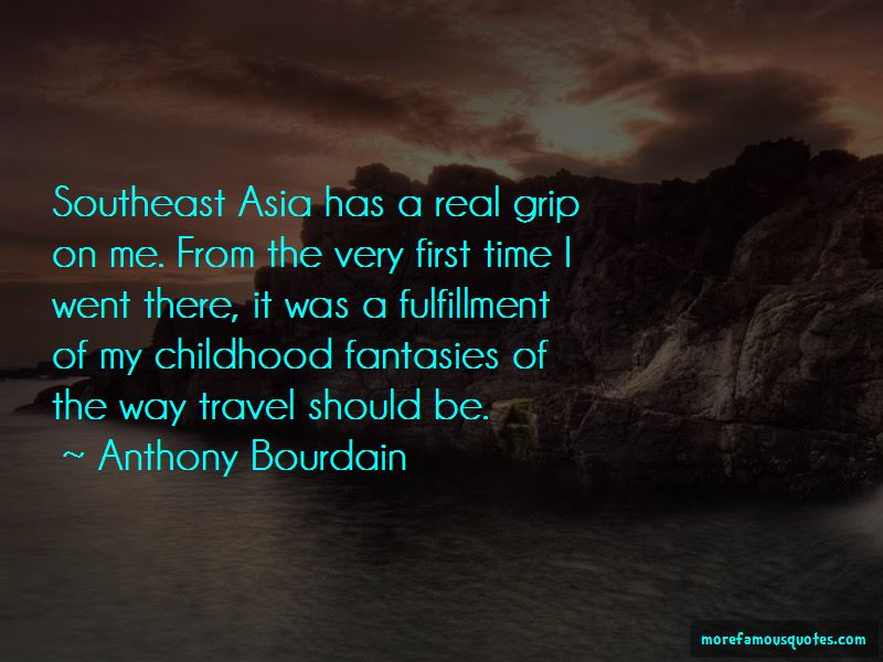 Southeast Asia Travel Quotes