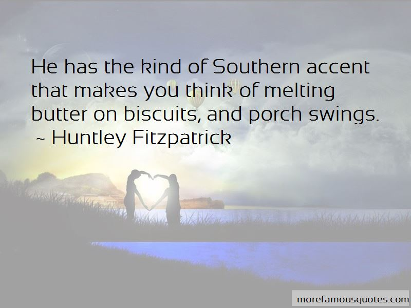 Southern Porch Quotes