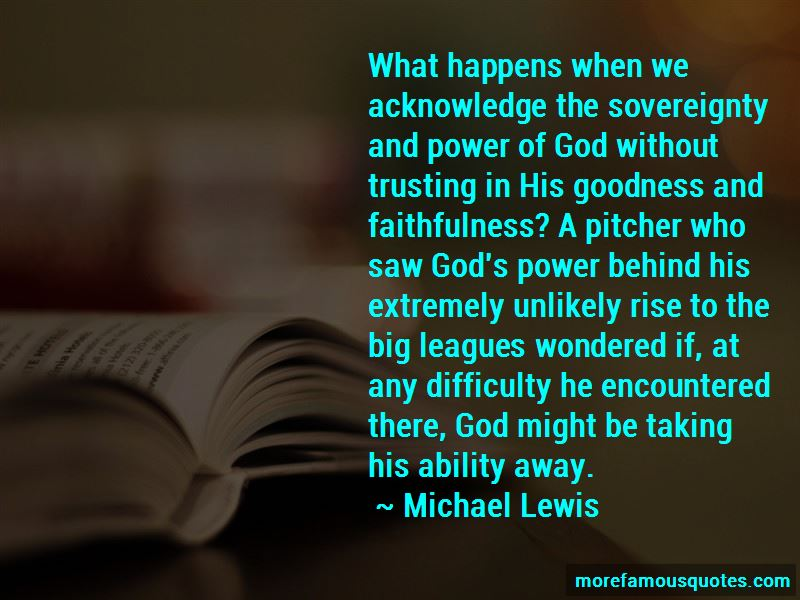 the sovereignty and goodness of god Sermon on the sovereignty and goodness of god from philippians 4:10-13.