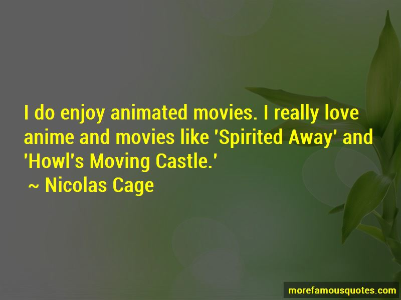 Spirited Away Love Quotes Pictures 2