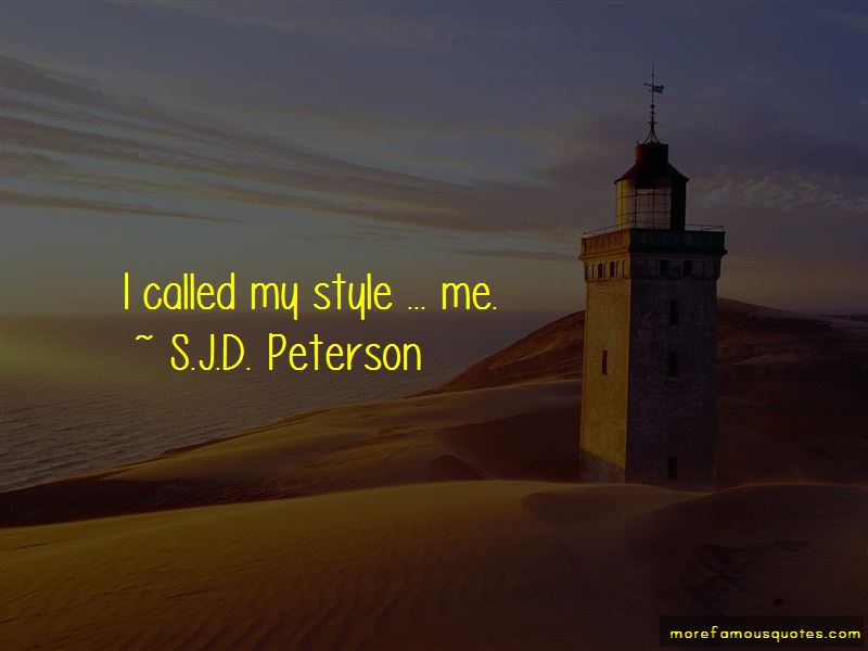 Style Me Quotes Pictures 3