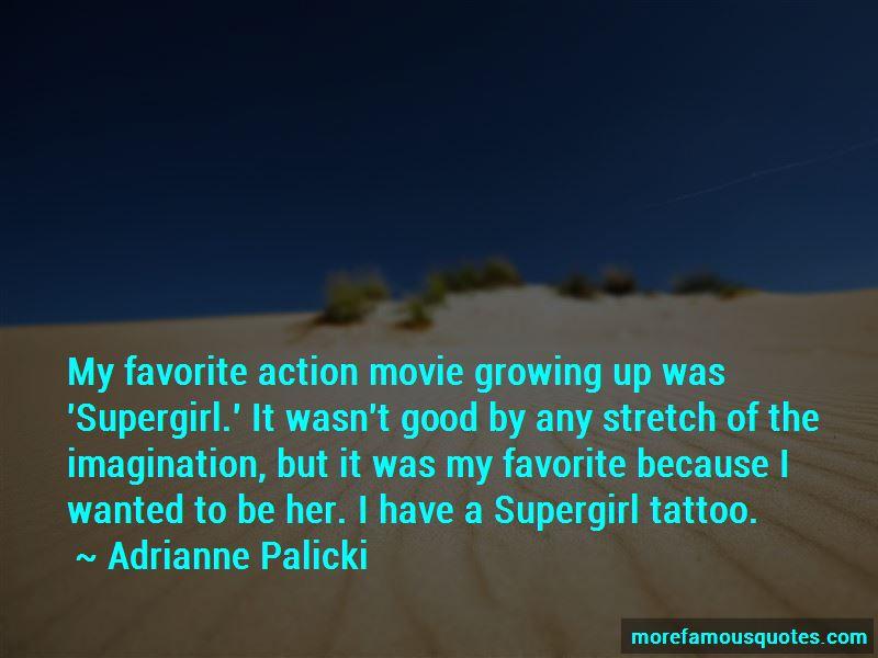 Supergirl Movie Quotes