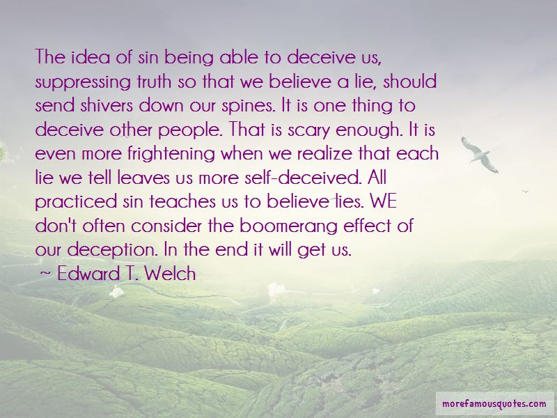 Suppressing The Truth Quotes Pictures 3
