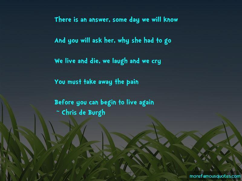 Take Pain Away Quotes