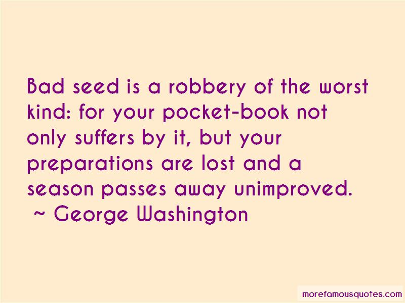 The Bad Seed Book Quotes