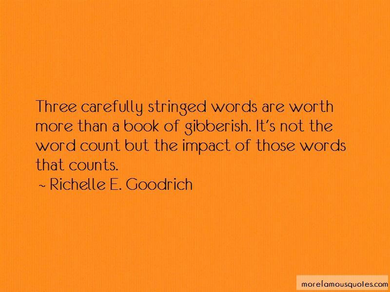 Three Word Book Quotes Pictures 3