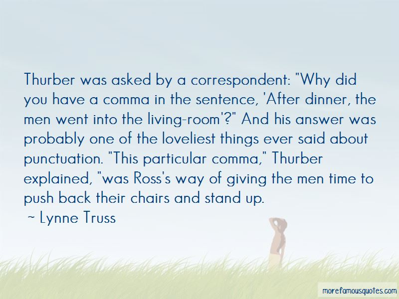 Thurber Quotes