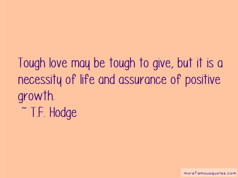 Tough Love Life Quotes Pictures 3
