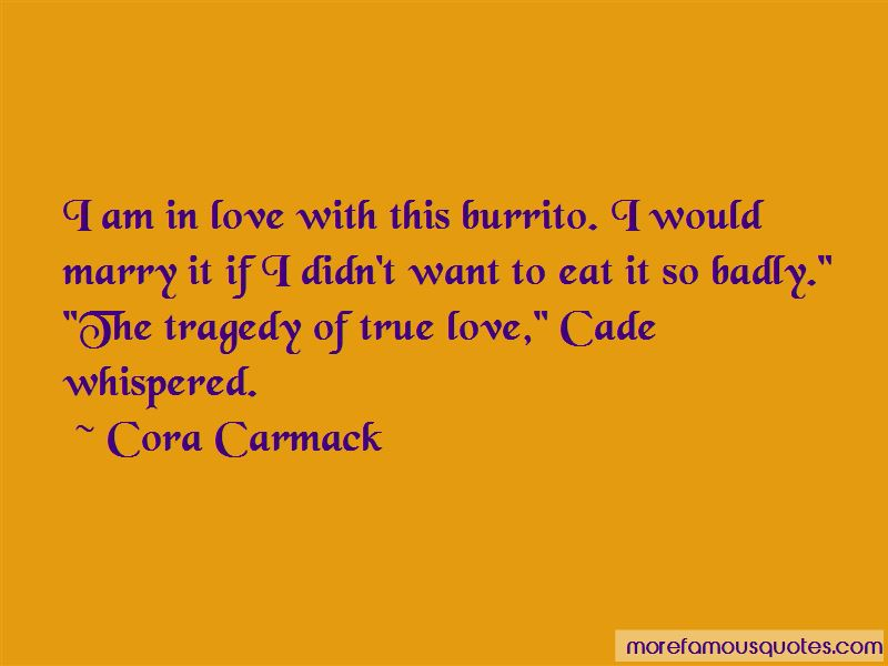 True Love Tragedy Quotes