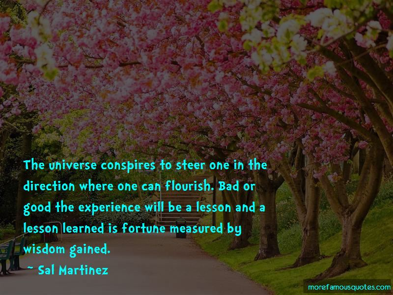 Universe Conspires Quotes Pictures 2