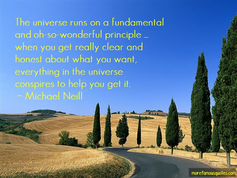 Universe Conspires Quotes Pictures 3