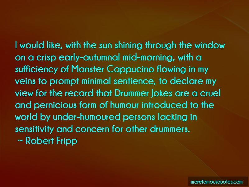 View Through Window Quotes