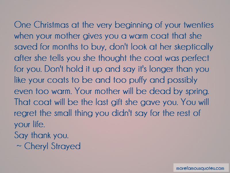 Warm Coat Quotes Pictures 2