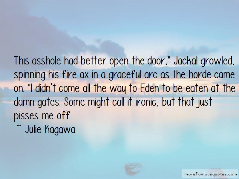 Way To Eden Quotes