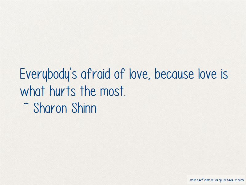 What Hurts The Most Love Quotes